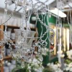 Minikristallkrona för värmeljus  Foto: Emma Zachrisson , 15/11-14